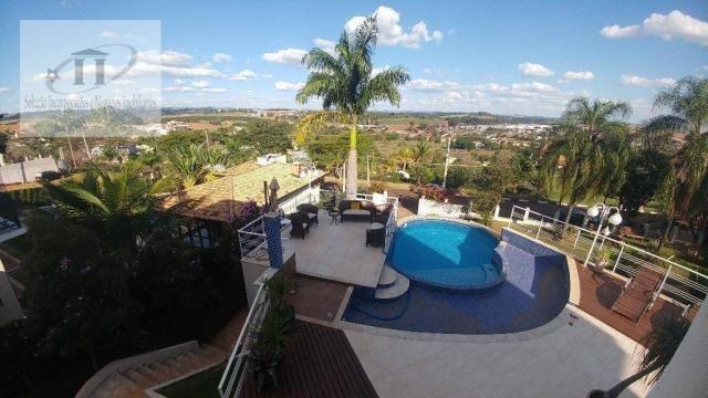 Casa com 4 dormitórios à venda, 560 m² por R$ 1.500.000,00 - Residencial Monte Belo - Sant - Foto 3