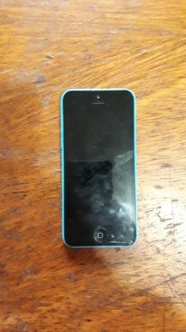 Vendo IPhone 5C em perfeito estado de conservação. Sem nenhum arranhão