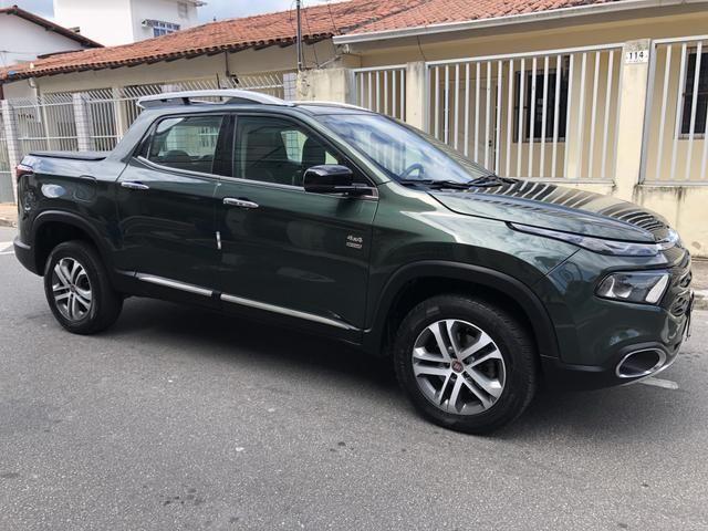 Toro volcano diesel 2017 Automatica super nova