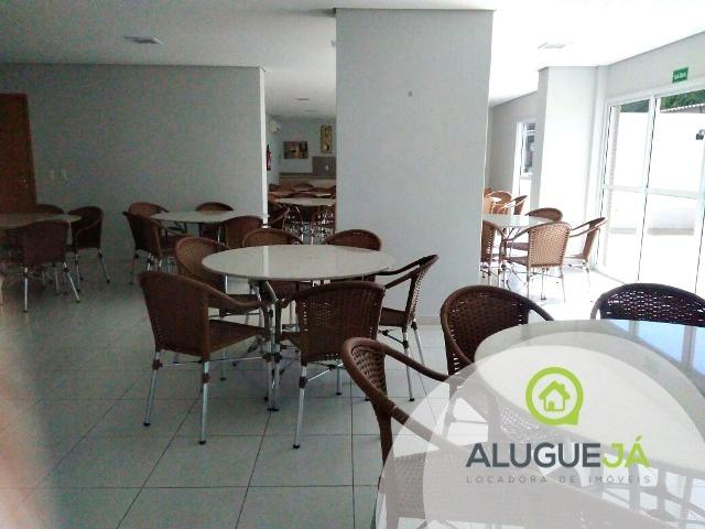 Apartamento 2 quartos mobiliado, ótima localização edf. Villaggio Pompeia centro norte - Foto 17
