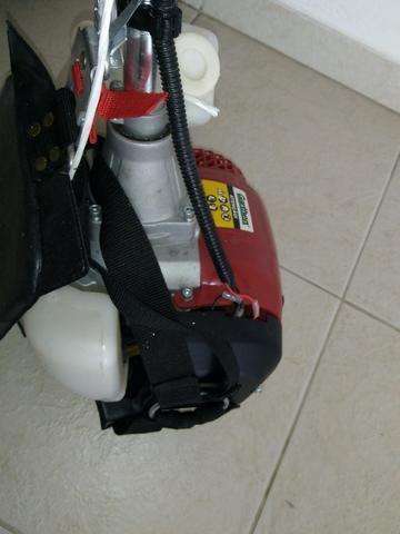 Roçadeira a gazolina - Foto 5