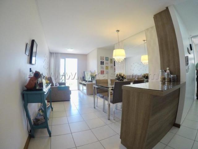 Lindo apartamento 3 quartos em morada de laranjeiras - Foto 4