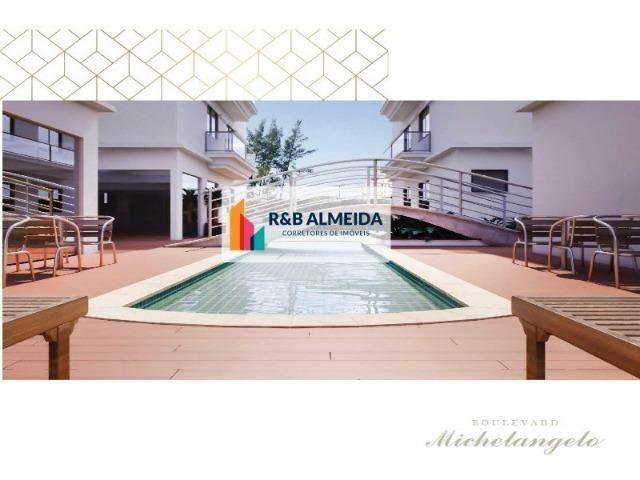 Lu#/Bela cobertura três dormitórios com 137 m² Ingleses/ Floripa - Foto 3