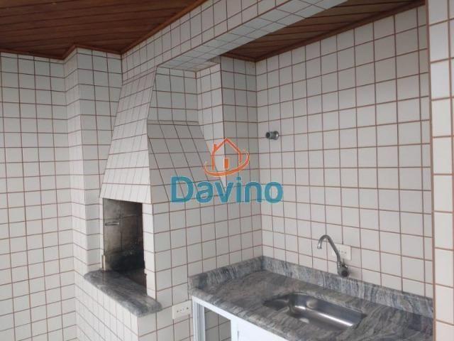 Apartamento de 3 suítes, Vila Tupi, Praia Grande - Foto 14