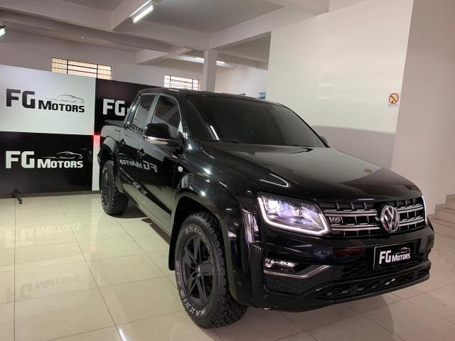 Linda Amarok V6 2018/2018 Igual zero km - Impecável