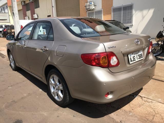Toyota Corolla Xei 1.8 Flex Automatico novíssimo - Foto 6