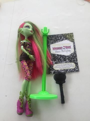 Boneca Monster High Venus McFlytrap