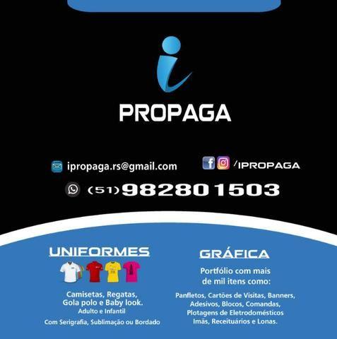 Banner na promoção, e serviços gráficos!