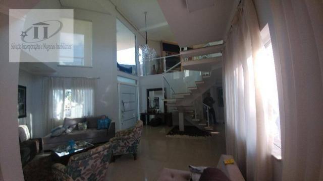 Casa com 4 dormitórios à venda, 560 m² por R$ 1.500.000,00 - Residencial Monte Belo - Sant - Foto 9