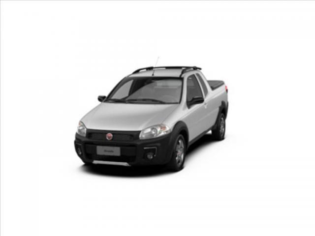 FIAT STRADA 1.4 MPI HARD WORKING CE 8V FLEX 2P MANUAL - Foto 3