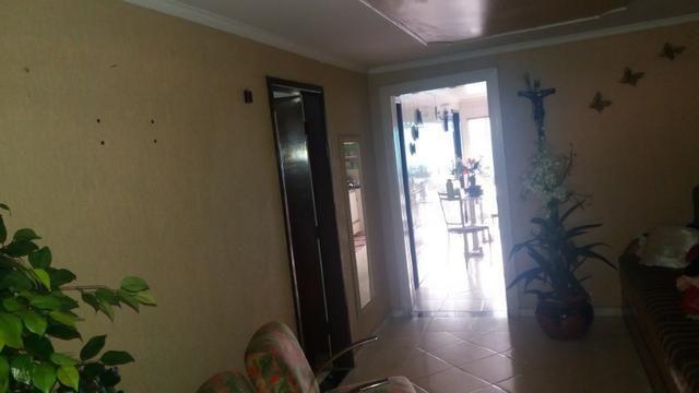 Qnn 21 conjunto A ótima casa/comercial 3 quartos - Foto 5