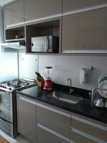 Apartamento de 2 quartos com suíte no Villaggio Limoeiro - Foto 5