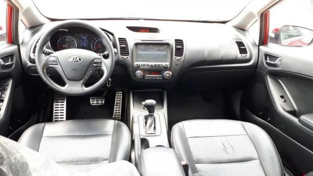 Kia Cerato SX 1.6 Automático 13/14 - Troco e Financio! - Foto 9