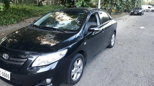 Toyota Corolla XEI-1.8 Flex com GNV 5aGeração com central Multimídia.Muito novo!