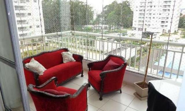 Excelente Apartamento Condomínio Anima 3 Dormitórios 1 suíte 107 m² SBC Permuta