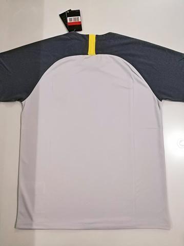 Camisa Brasil Goleiro Cinza 18/19 - Foto 6