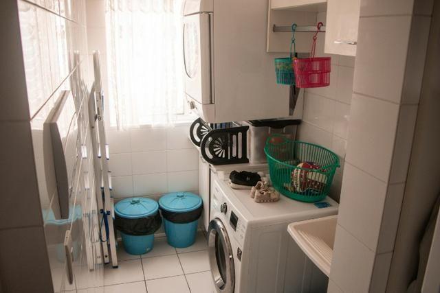 Apartamento 3 quartos mobiliado Campo Comprido - Foto 8