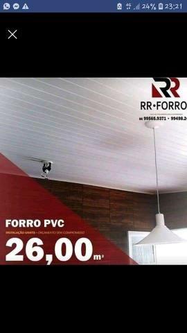 Forro pvc (