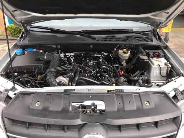 Vw - Volkswagen Amarok Treend 2013 Automatica 4x4 Diesel - Foto 14