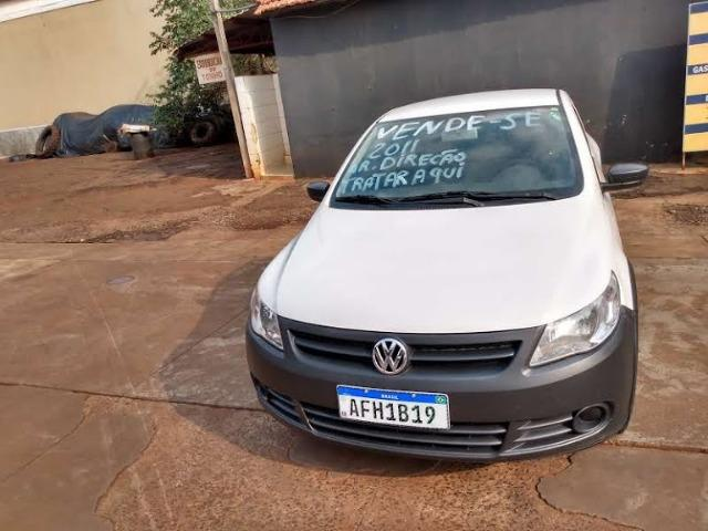 Volkswagen saveiro 1.6 cs flex - Foto 3