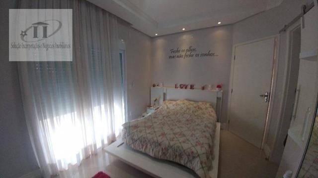 Casa com 4 dormitórios à venda, 560 m² por R$ 1.500.000,00 - Residencial Monte Belo - Sant - Foto 15