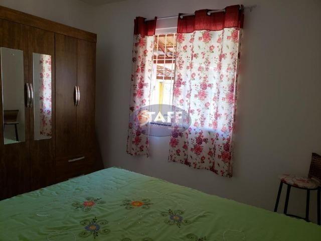 RGN:Casa com 2 dormitórios à venda, 80 m² por R$ 115.000 - Unamar - Cabo Frio!! - Foto 9