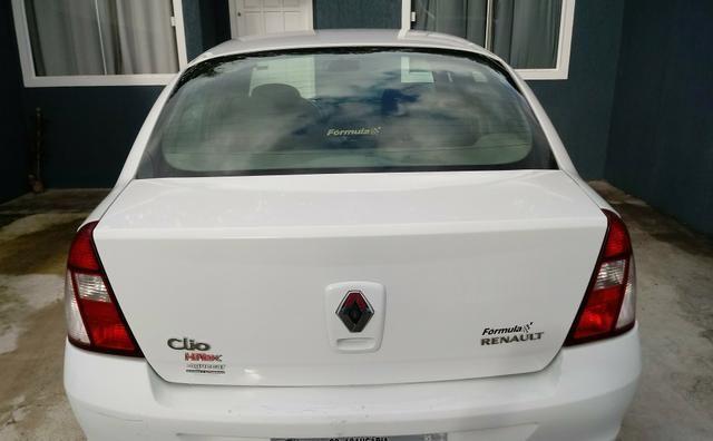Clio Sedã 1.6 16v 4p Authentic 2006