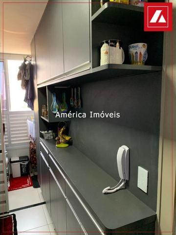 Apartamento Edificio Alvorada - 3/4, mobiliado, 2 vagas, Lindo apartamento - Foto 11