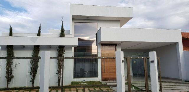 Casa 4quartos 4suites piscina churrasqueira rua12 Vicente Pires condomínio - Foto 3