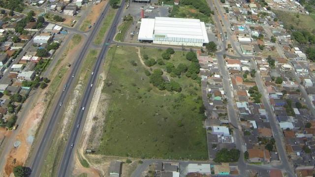 Vendo Excelente terreno de frente a Br 020 planaltina Df Ao lado do Atacadão Ultrabox - Foto 7