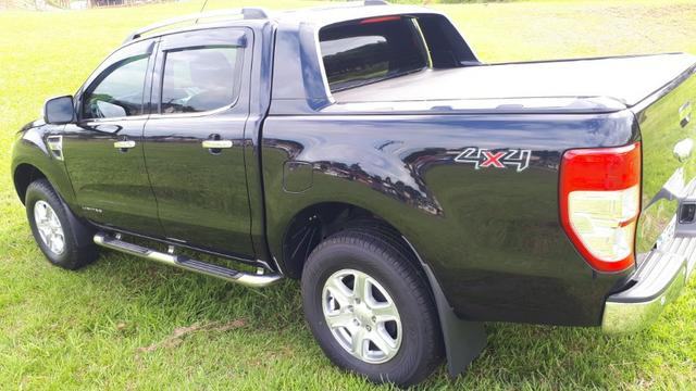 Ford Ranger Limited 3.2 Turbo 4x4 AT CD 2015 - Foto 4