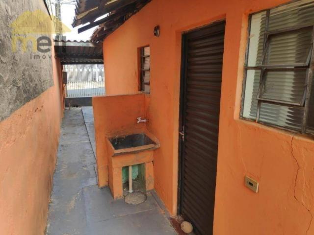 Casa com 2 dormitórios para alugar, 87 m² por R$ 650,00/mês - COHAB - Presidente Prudente/ - Foto 12