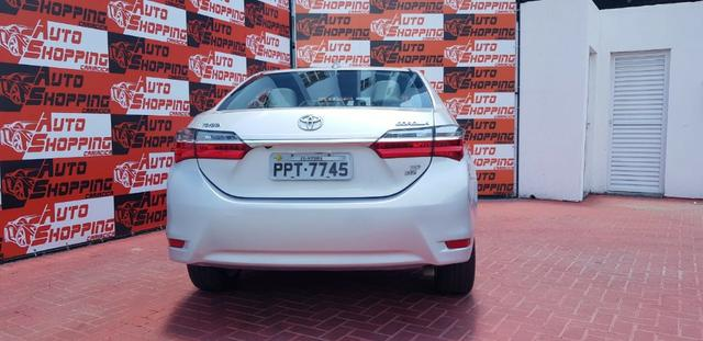 Toyota Corolla XEi automático promocao troco por moto - Foto 7