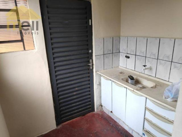 Casa com 2 dormitórios para alugar, 87 m² por R$ 650,00/mês - COHAB - Presidente Prudente/ - Foto 5