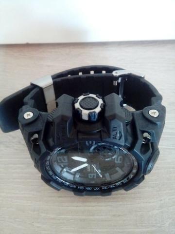 80085832cf8 Relógio Casio G-Shock Preto (entrega grátis) - Bijouterias