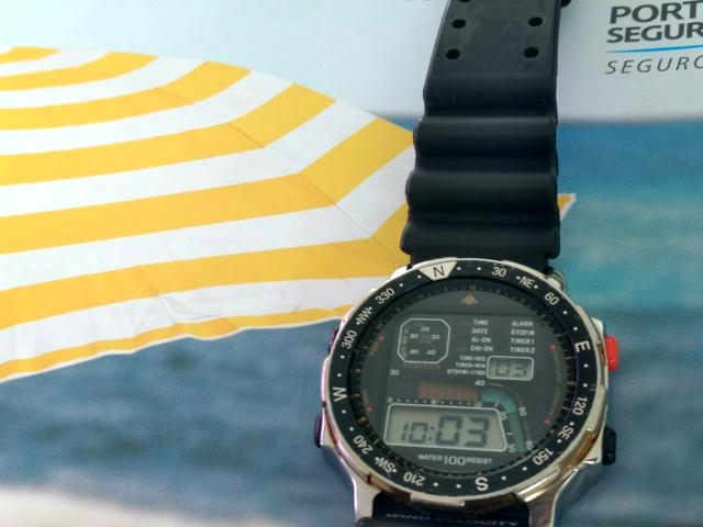 a24399385e6 Citizen windsurf - Bijouterias