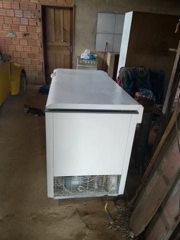 Vendo freezer, pra vender logo
