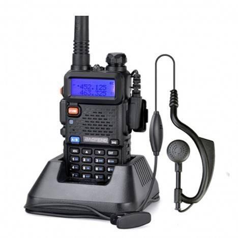 Radio comunicador dual band UV5R Novo abri apenas para testar