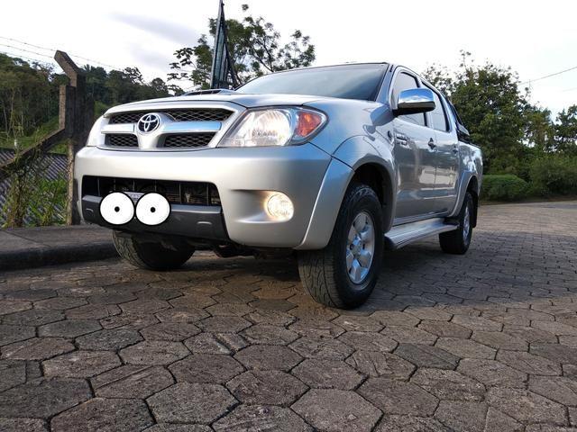 Toyota Hilux automática 2007