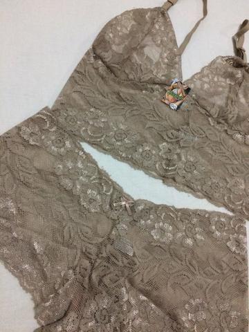 Conjunto lingerie - Roupas e calçados - Ponta da Praia e5290f31ef8