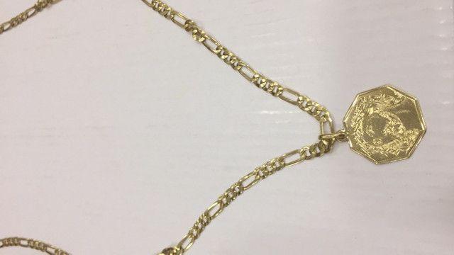 Cordão Ouro 18 - Foto 2