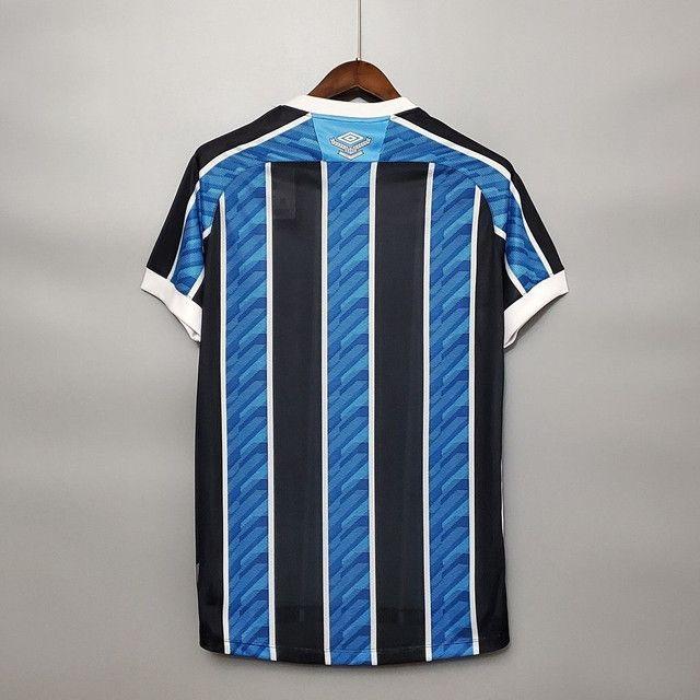 Camisa Grêmio 2020 - Foto 2