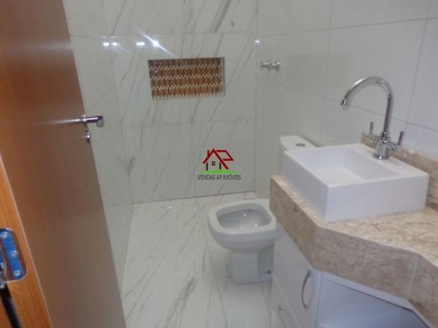 Linda casa geminada de 03 quartos no Itapoã! - Foto 8