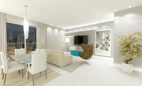 Apartamento residencial para venda, Água Verde, Curitiba - AP4132. - Foto 3