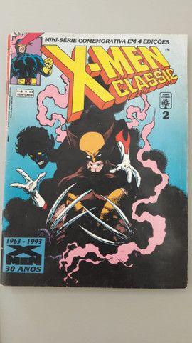 X-Men Classis - 6 Revistas com Historias Classicas - Foto 4