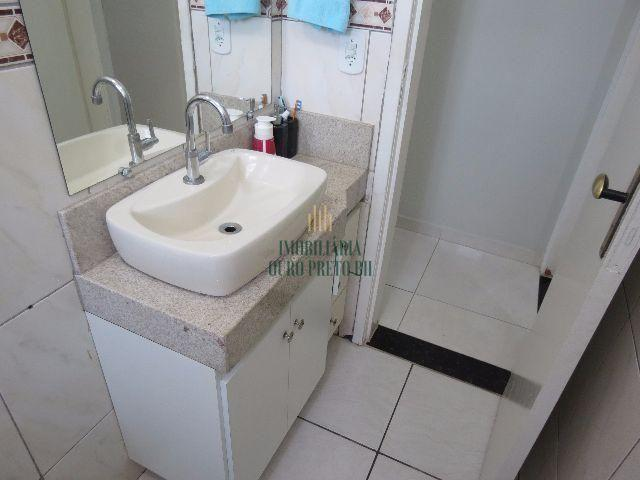 Apartamento à venda com 2 dormitórios em Parque leblon, Belo horizonte cod:2427 - Foto 3