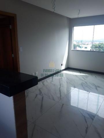 Apartamento à venda com 3 dormitórios em Sinimbu, Belo horizonte cod:2287 - Foto 3