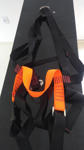 Colete de proteção - cinta
