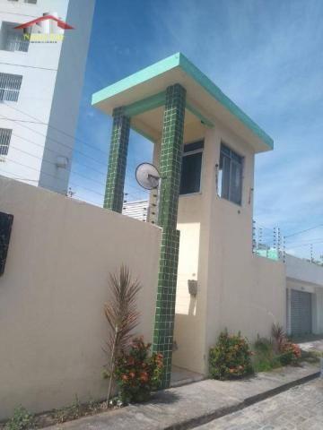 Apartamento com 3 dormitórios à venda, 109 m² por R$ 295.000 - Jacarecanga - Fortaleza/CE