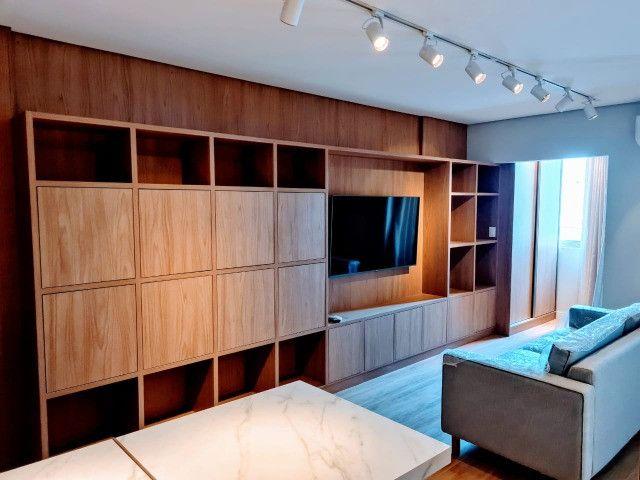 Belíssimo Flat no Edifício Porto Velho Office Mobiliado - Foto 2